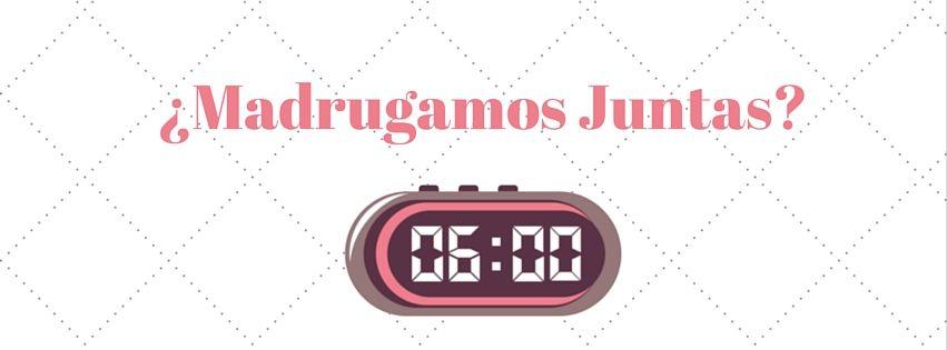 Madrugamos_Juntas