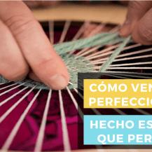 cómo vencer el perfeccionismo hecho es mejor que perfecto