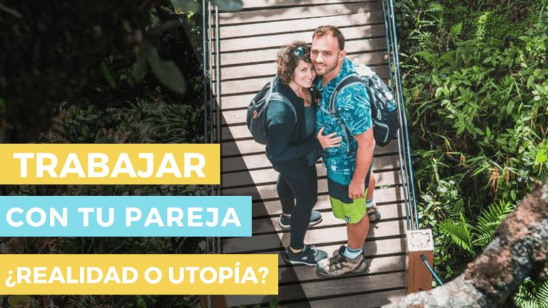 Trabajar en pareja ¿Realidad o utopía?