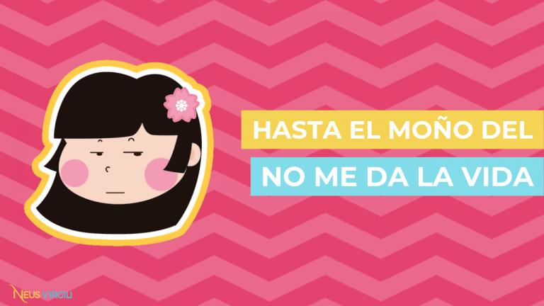 """Hasta el moño del """"No me da la vida"""""""